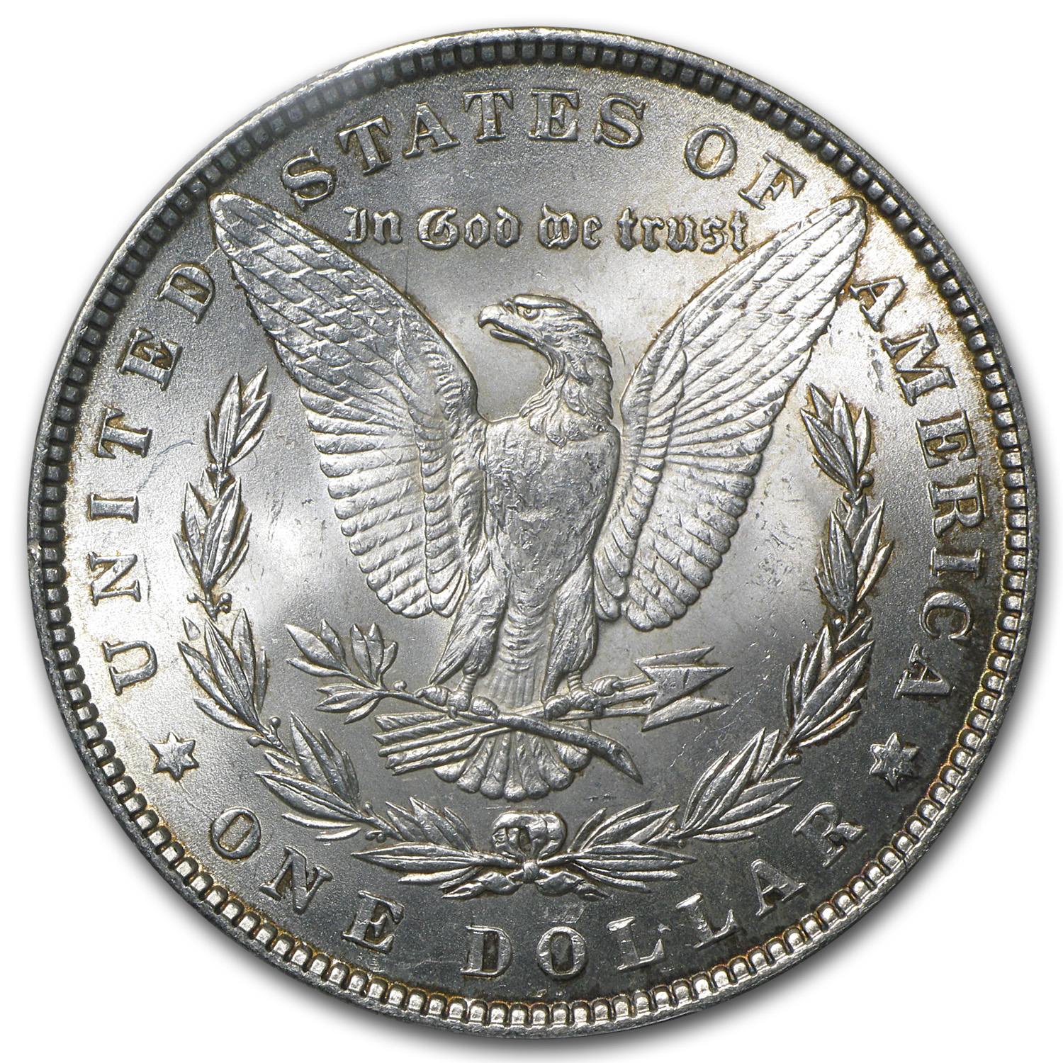 1882 Morgan Dollar MS-63 PCGS