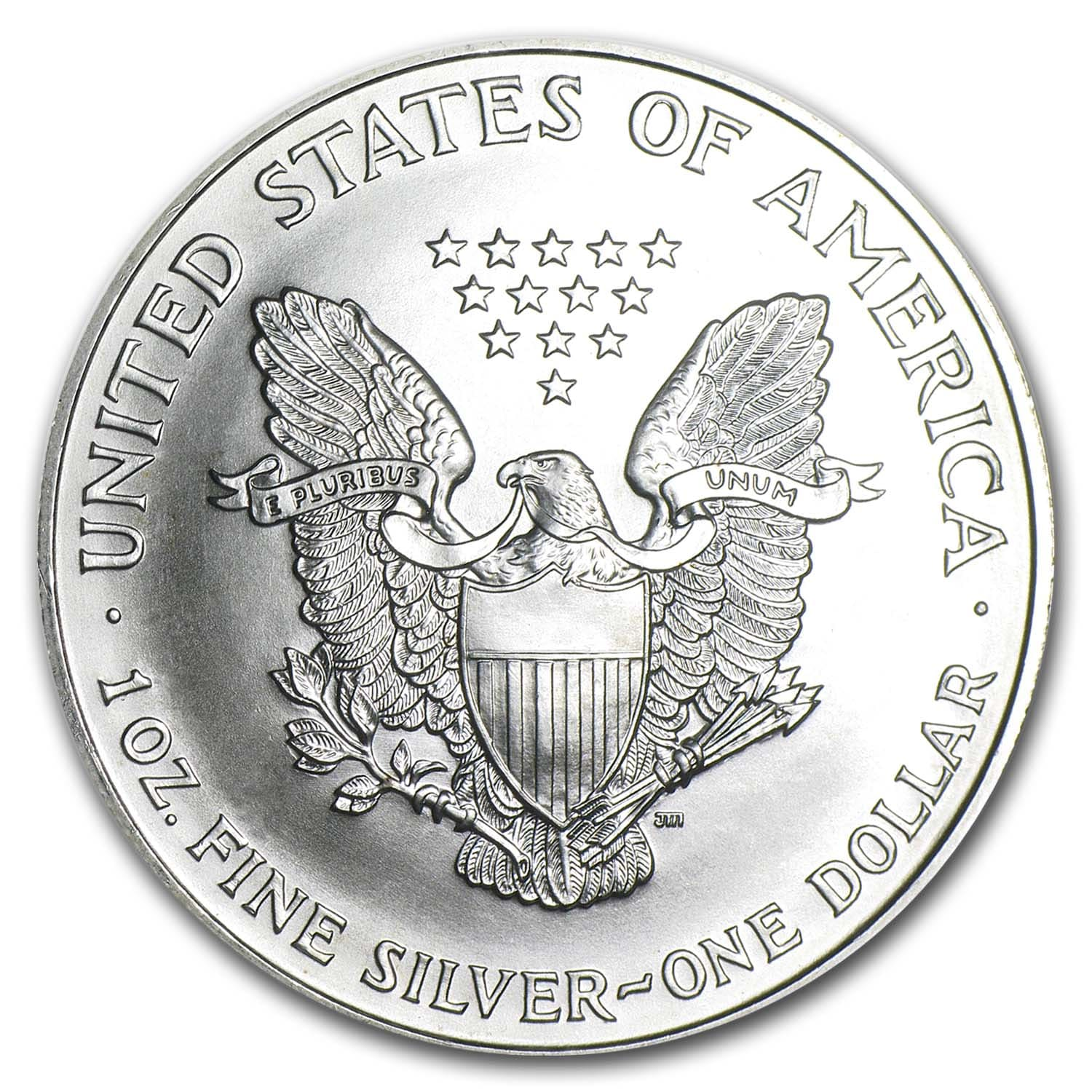 1995 1 oz Silver American Eagle (Brilliant Uncirculated)