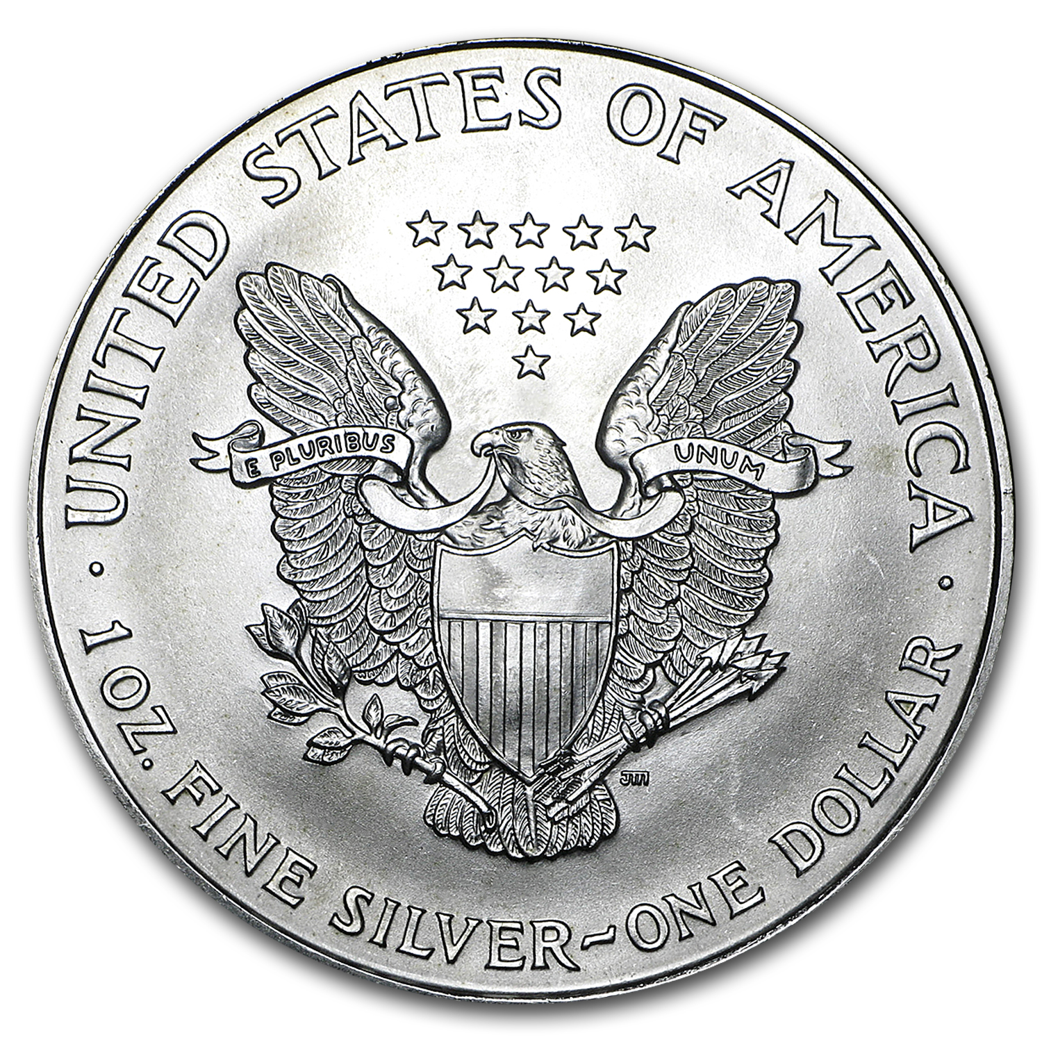 1994 1 oz Silver American Eagle (Brilliant Uncirculated)