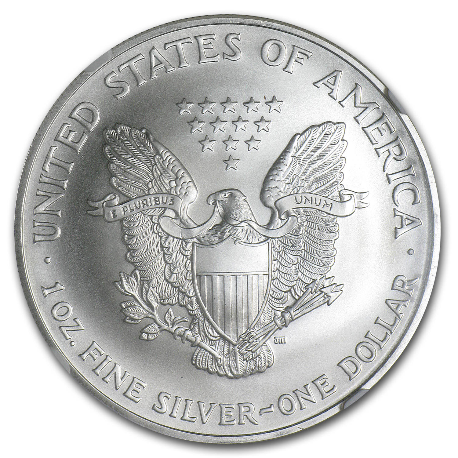 2003 Silver American Eagle MS-70 NGC