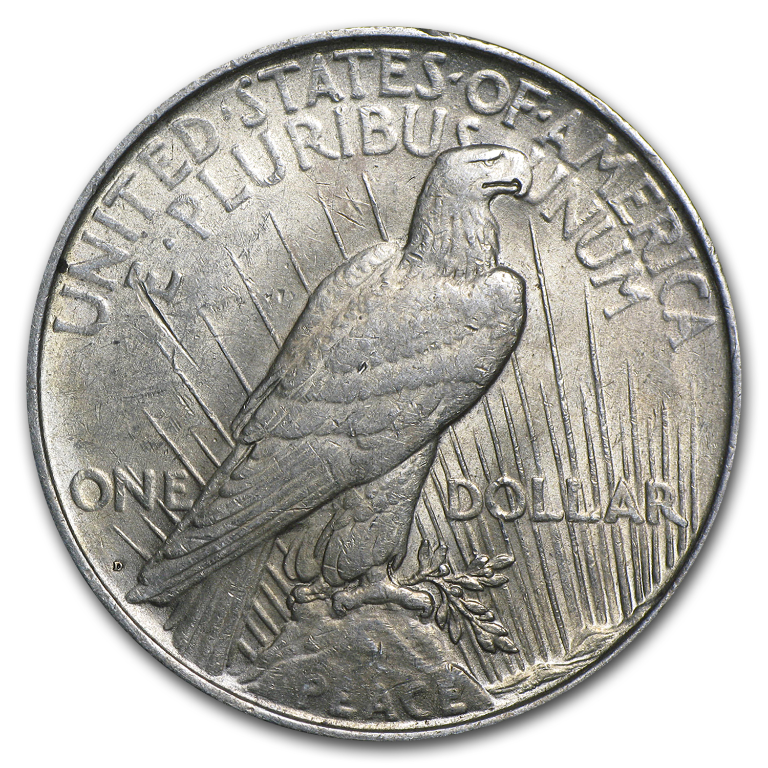1922-1935 Peace Silver Dollars AU (Random Years)