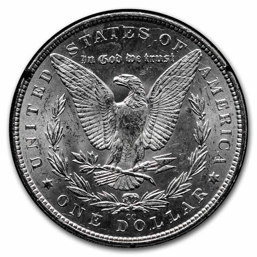1882-CC Morgan Dollar BU (GSA Holder)