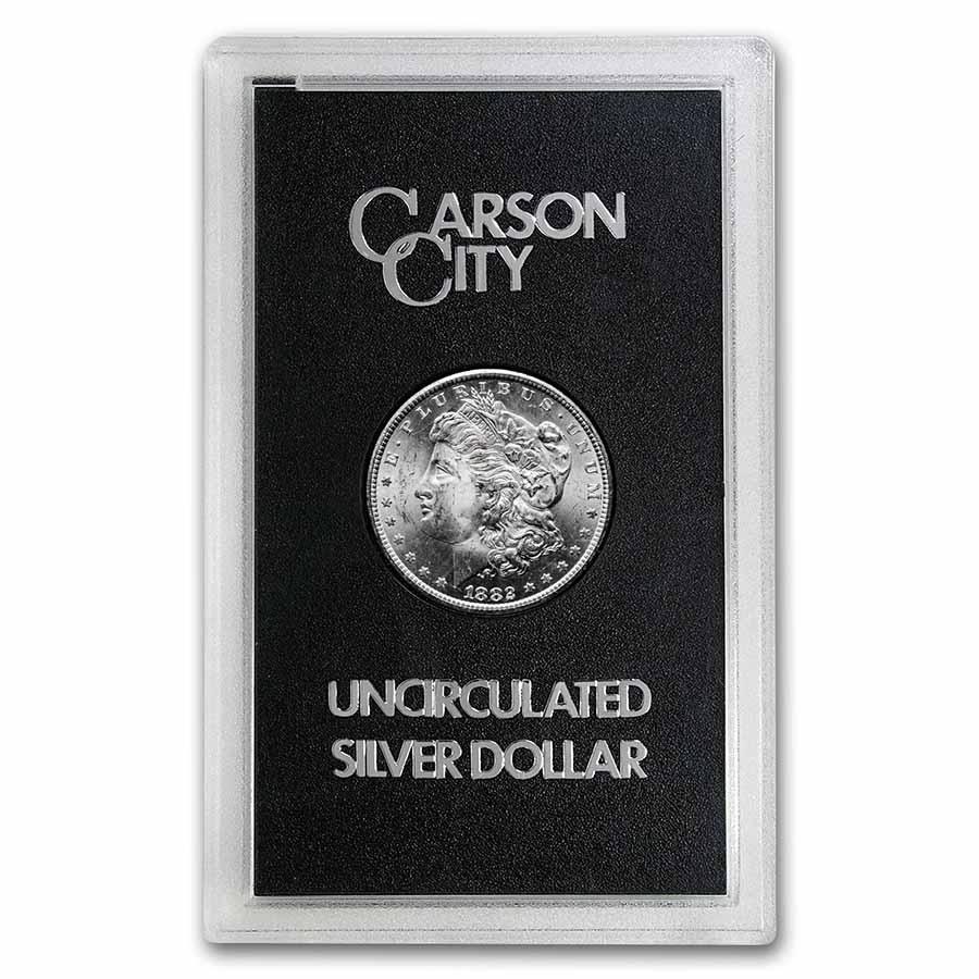 1882 Cc Morgan Dollar Bu Gsa Holder Gsa Carson City