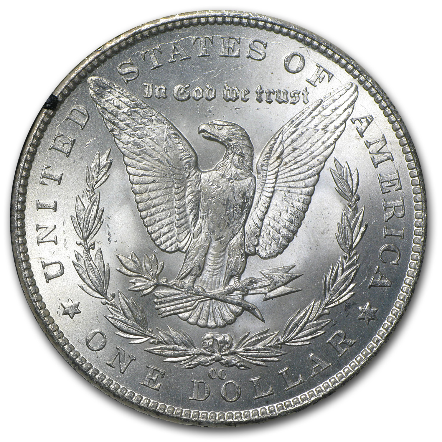 1883-CC Morgan Dollar BU (GSA)