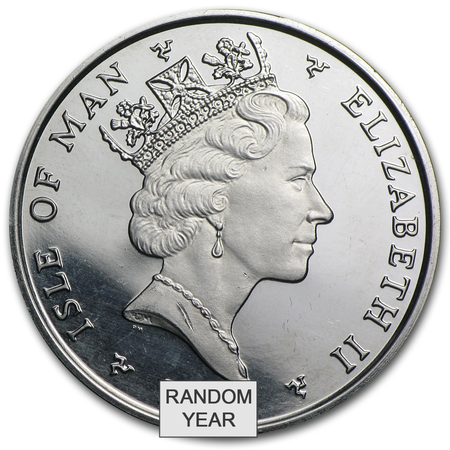 1 oz Isle of Man Platinum Noble (Proof)