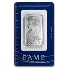 1 oz Palladium Bar - PAMP Suisse (In Assay)