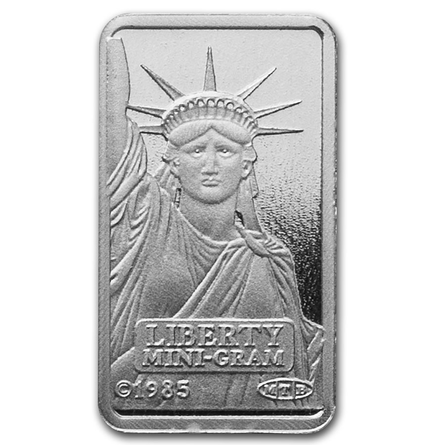 1 Gram Platinum Bars For Sale Credit Suisse Platinum Bar