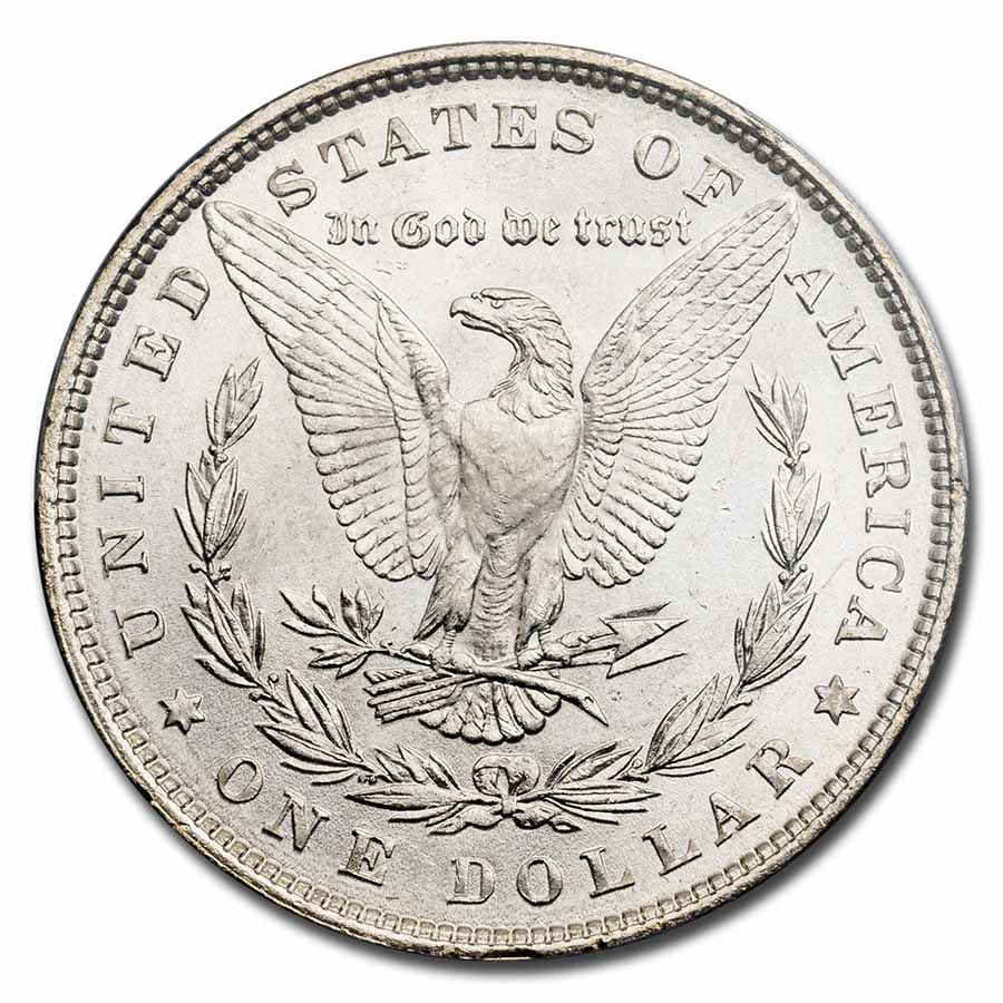 1879 Morgan Dollar MS-64 PCGS