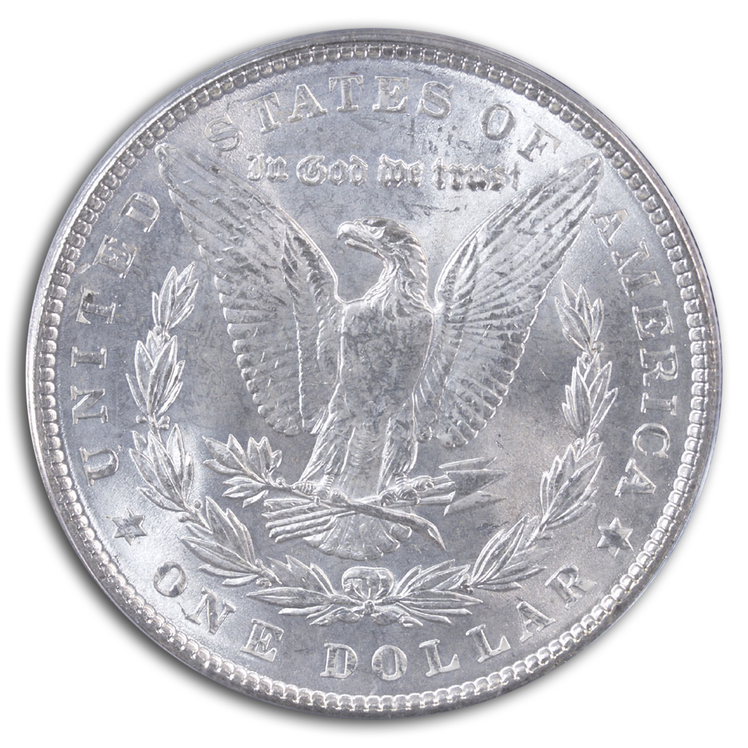 1904 Morgan Dollar MS-63 PCGS