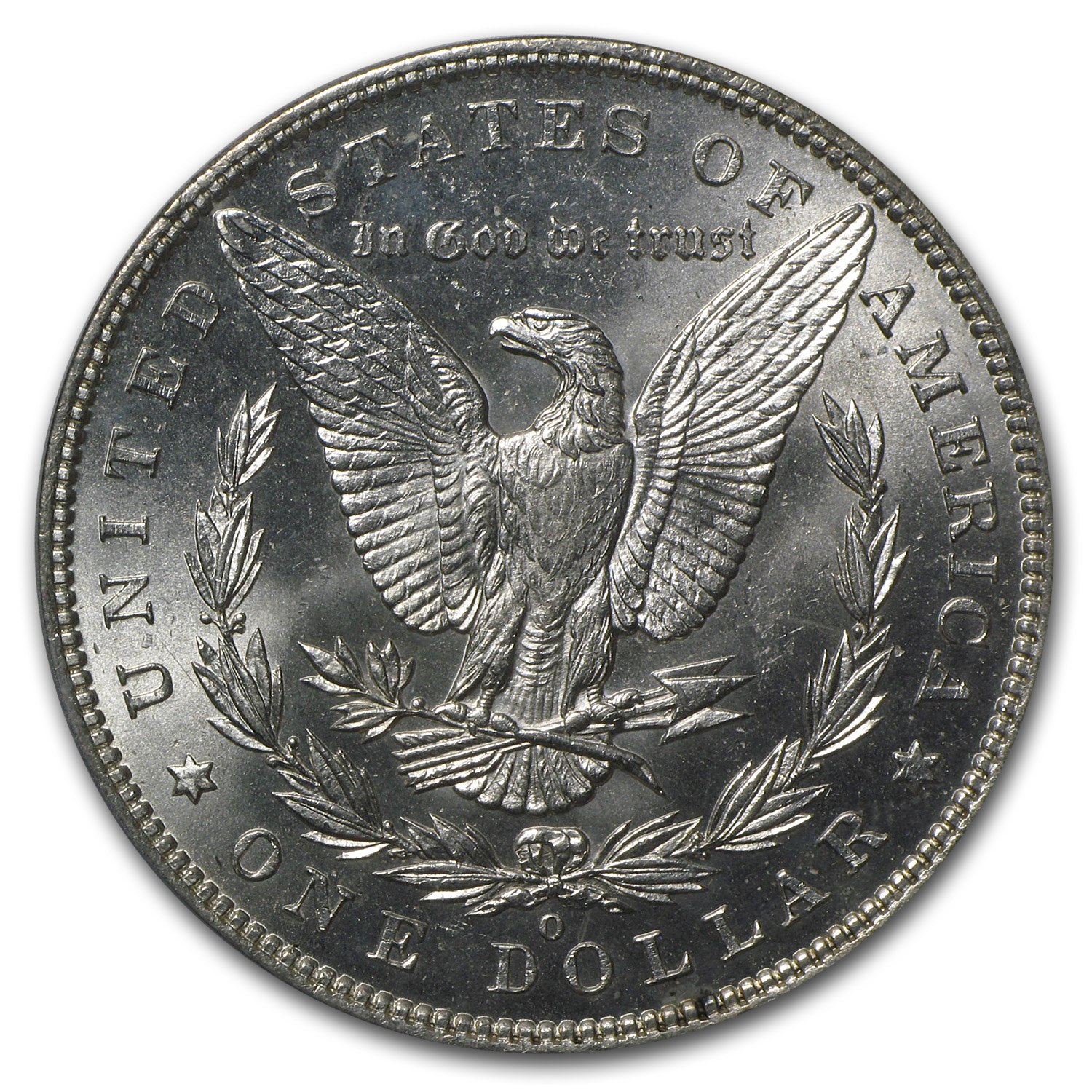 1888-O Morgan Dollar MS-64 PCGS