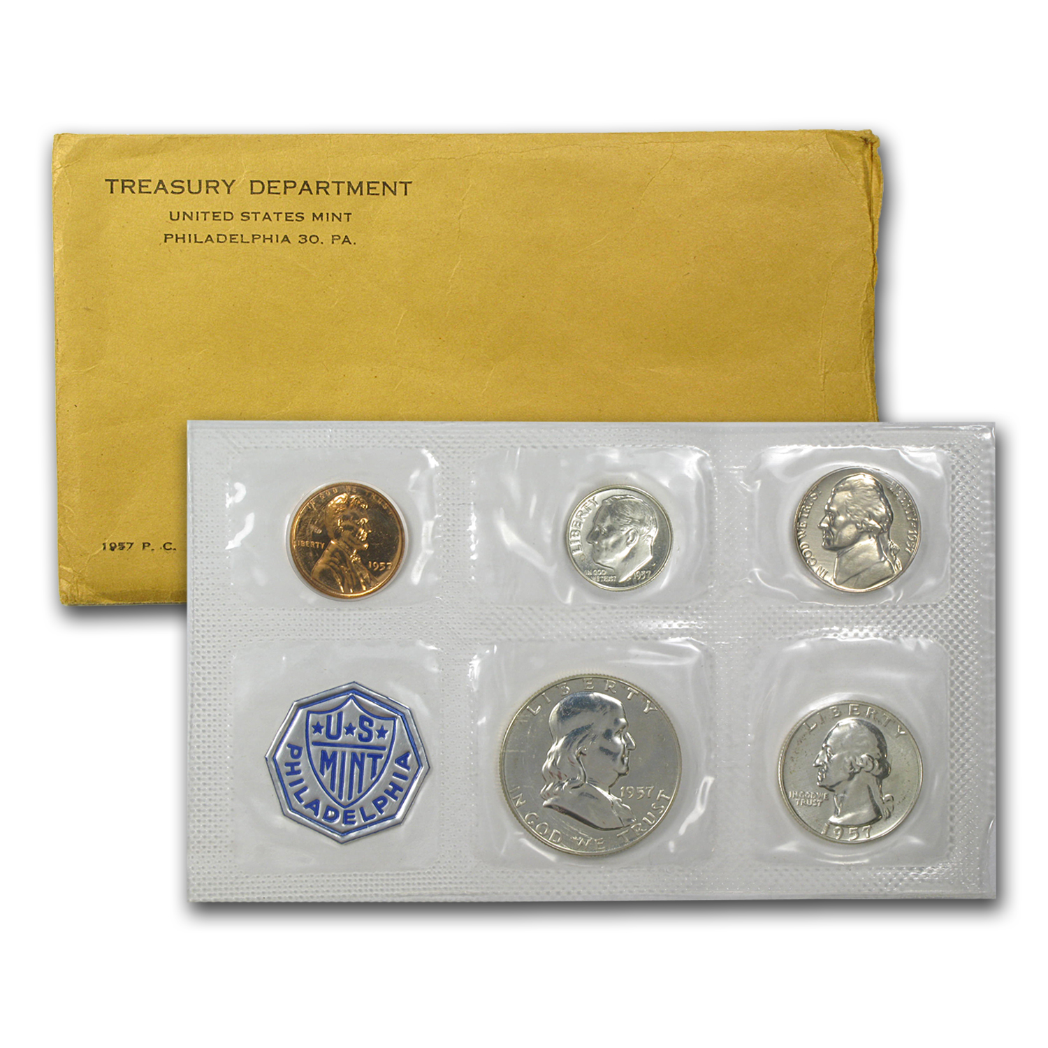 1957 U.S. Proof Set