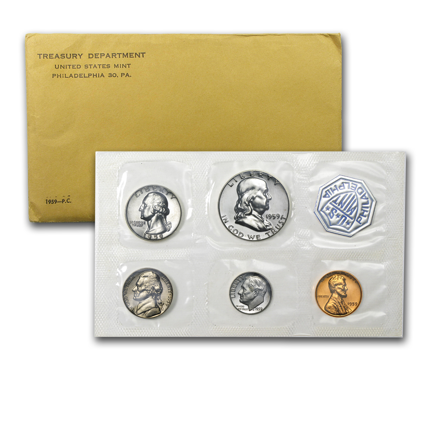 1959 U.S. Proof Set