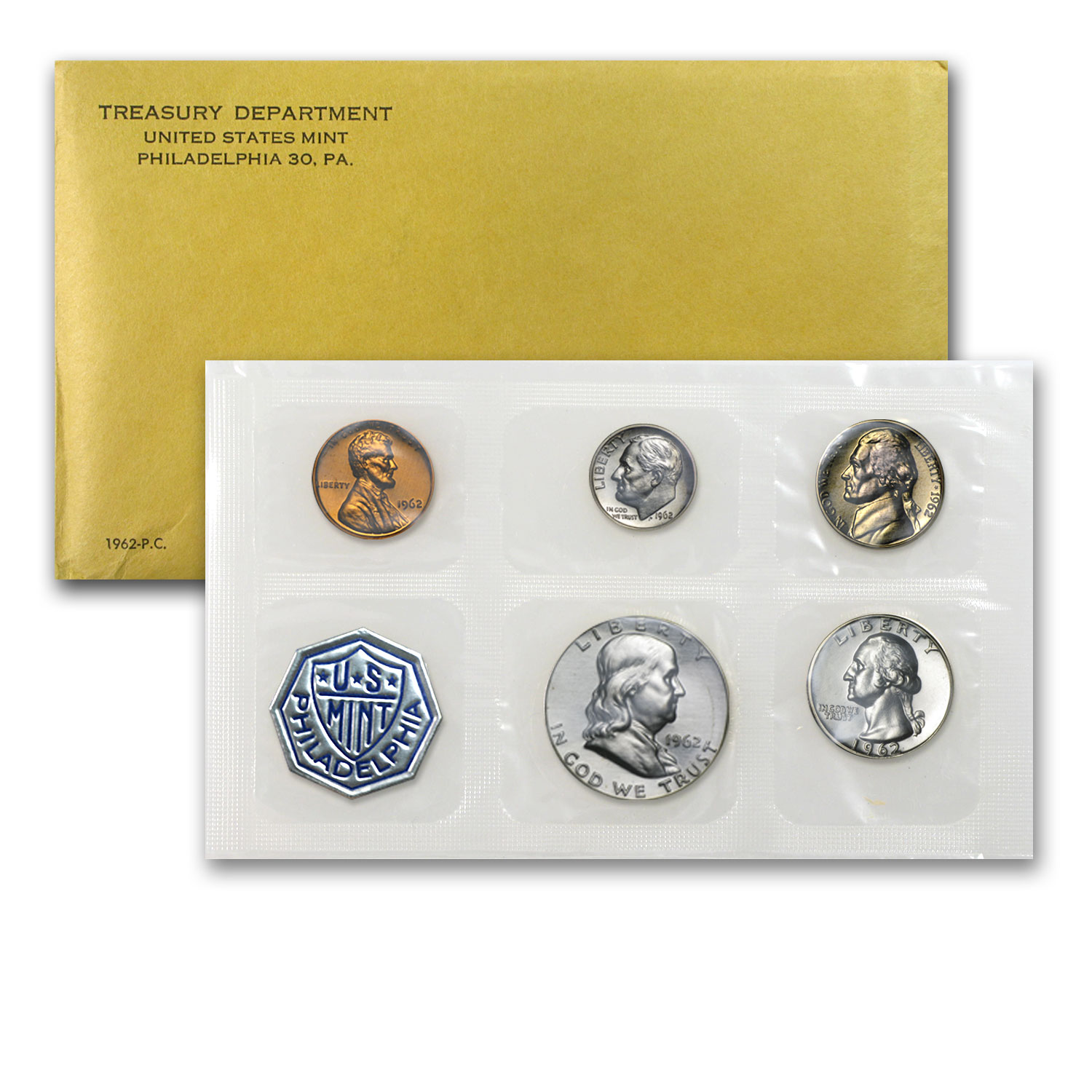 1962 U.S. Proof Set