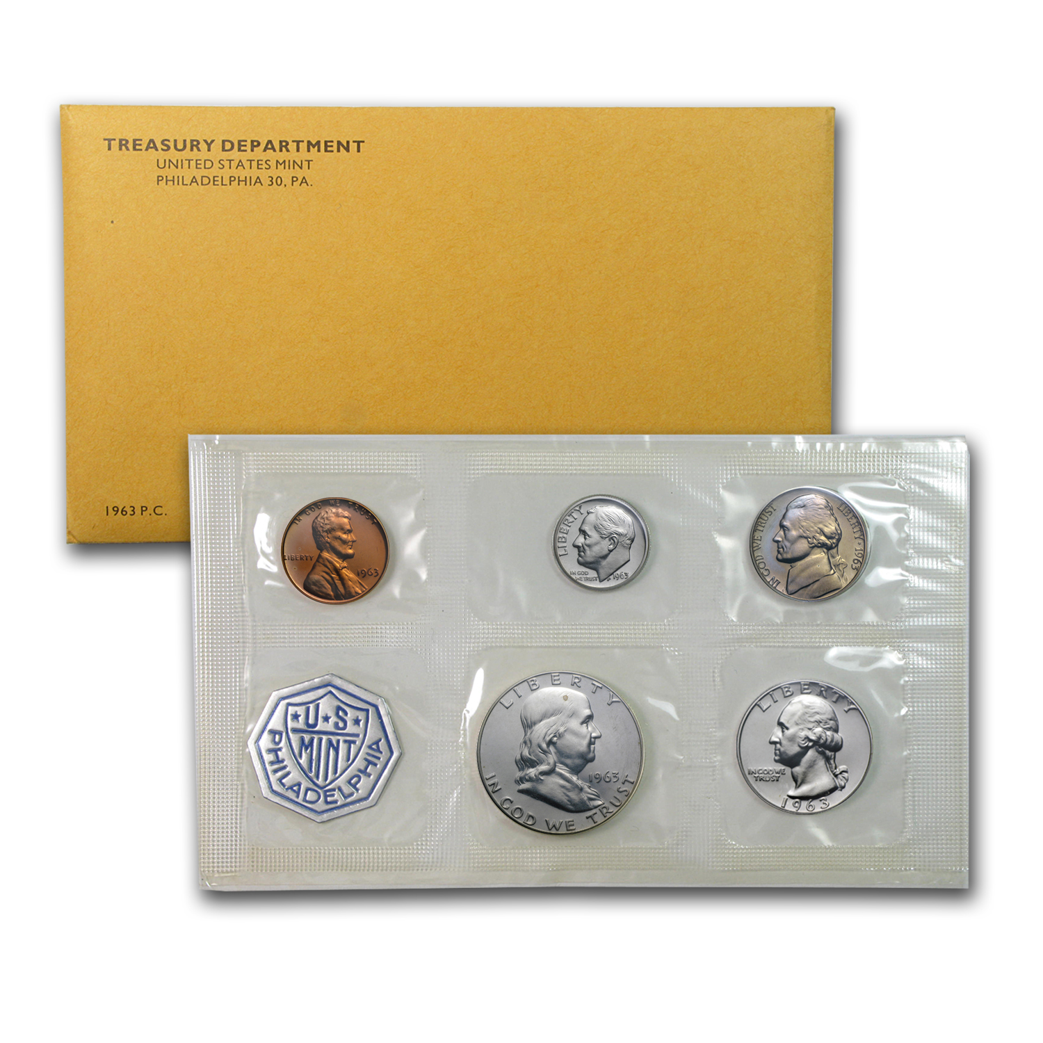 1963 U.S. Proof Set