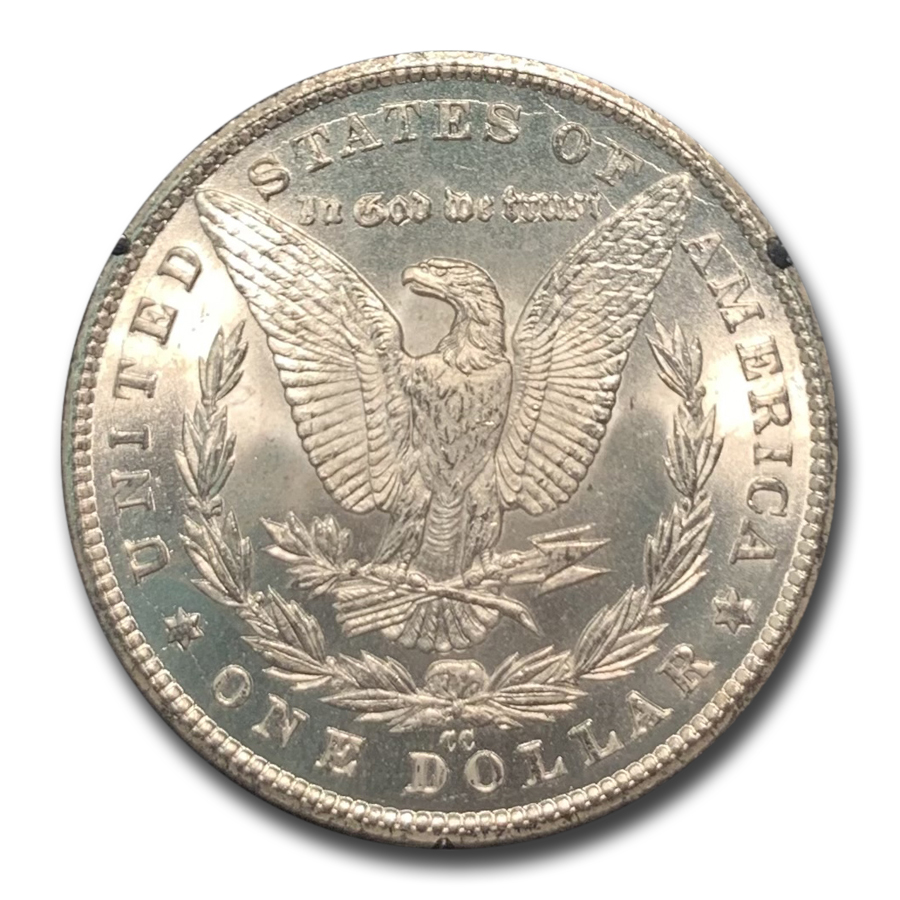 1881-CC Morgan Dollar MS-65 NGC (GSA)