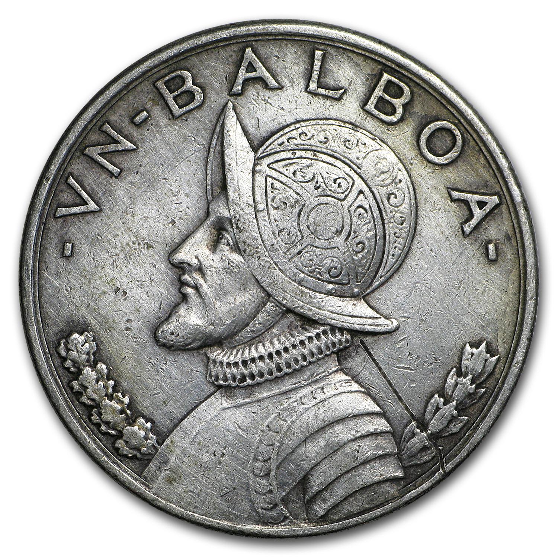 Panama Silver 1 Balboa...
