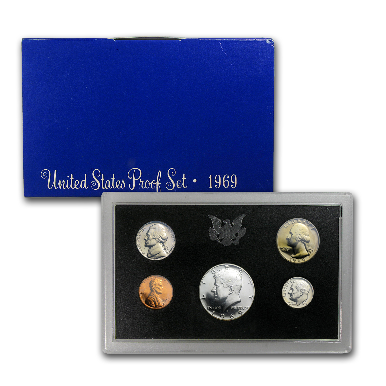 1969 U.S. Proof Set