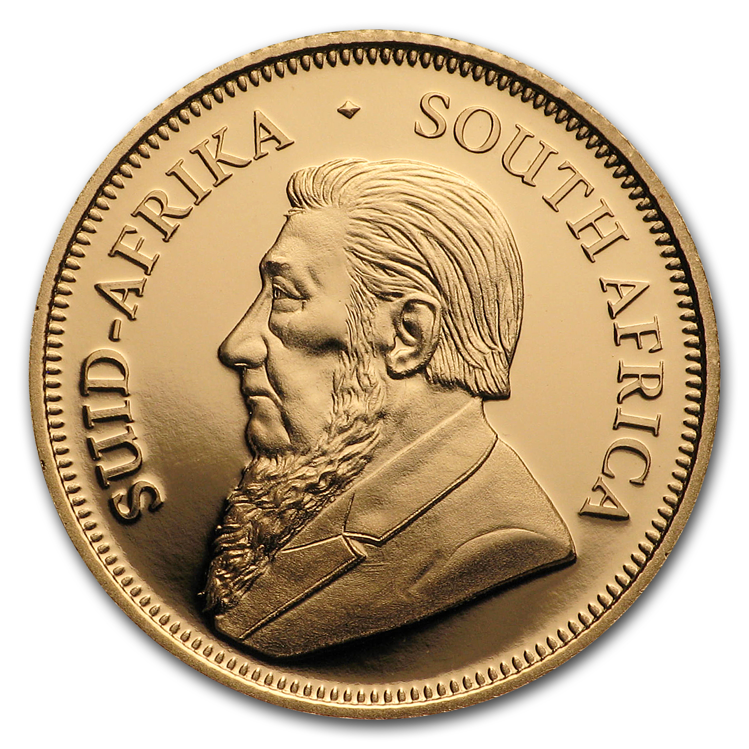 2017 South Africa 1/10 oz Proof Gold Krugerrand