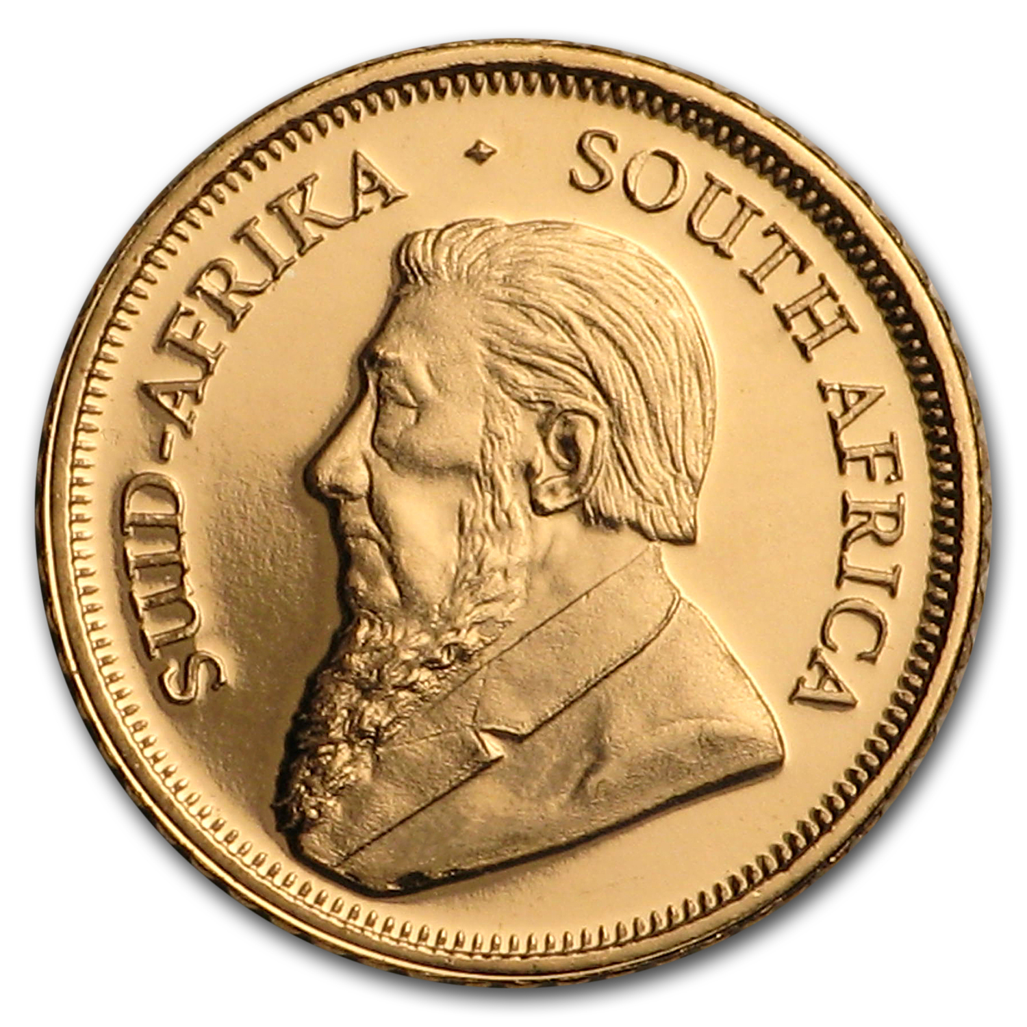 2017 South Africa 1/50 oz Proof Gold Krugerrand