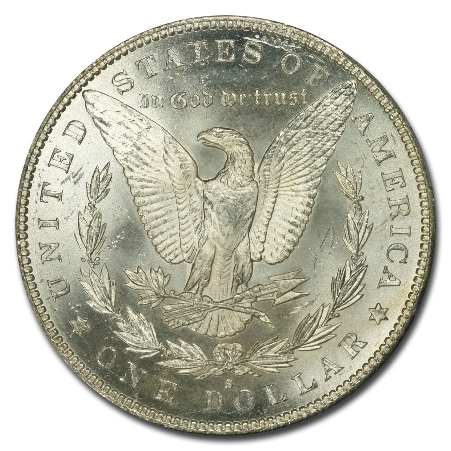 1894-S Morgan Dollar MS-61 PCGS