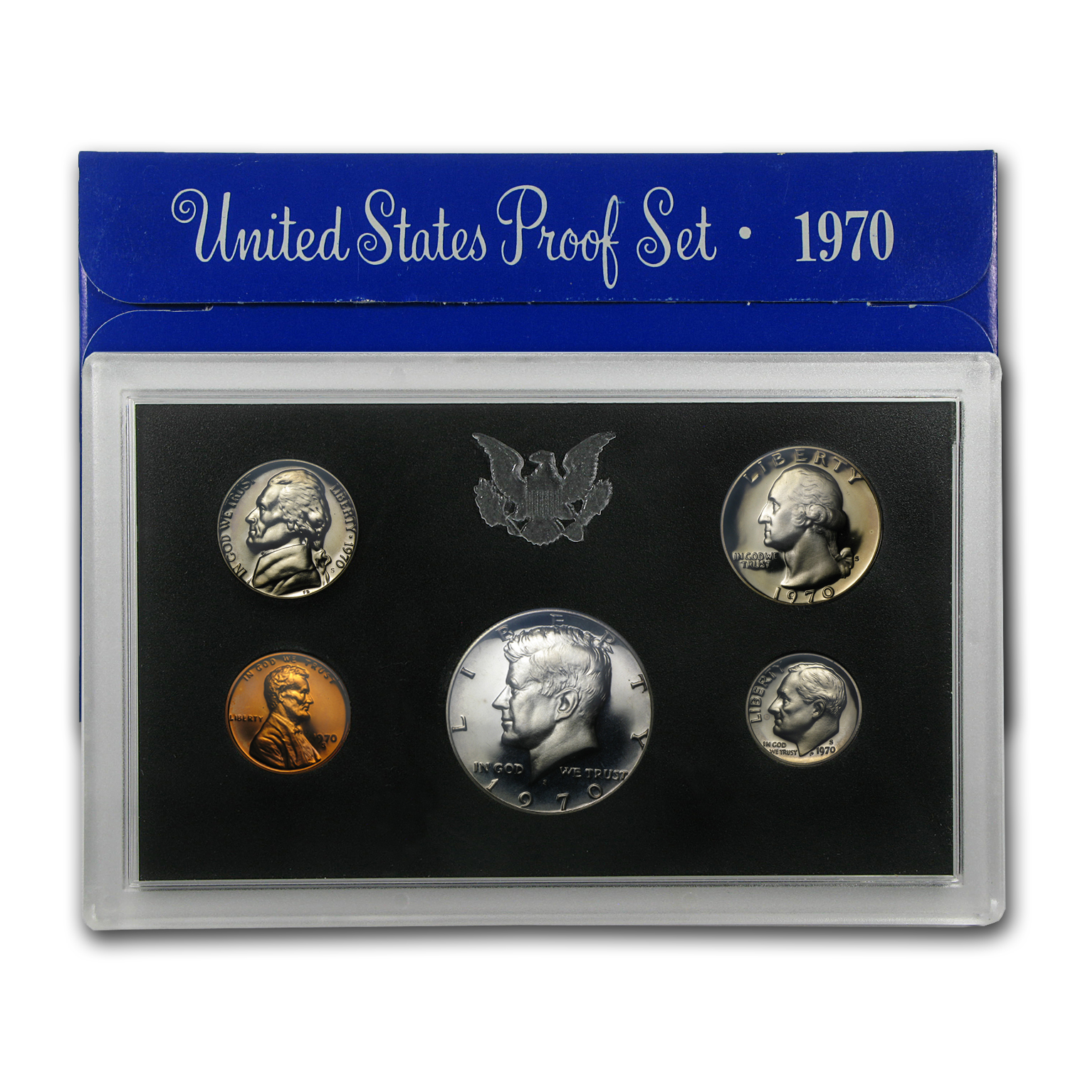 1970 U.S. Proof Set
