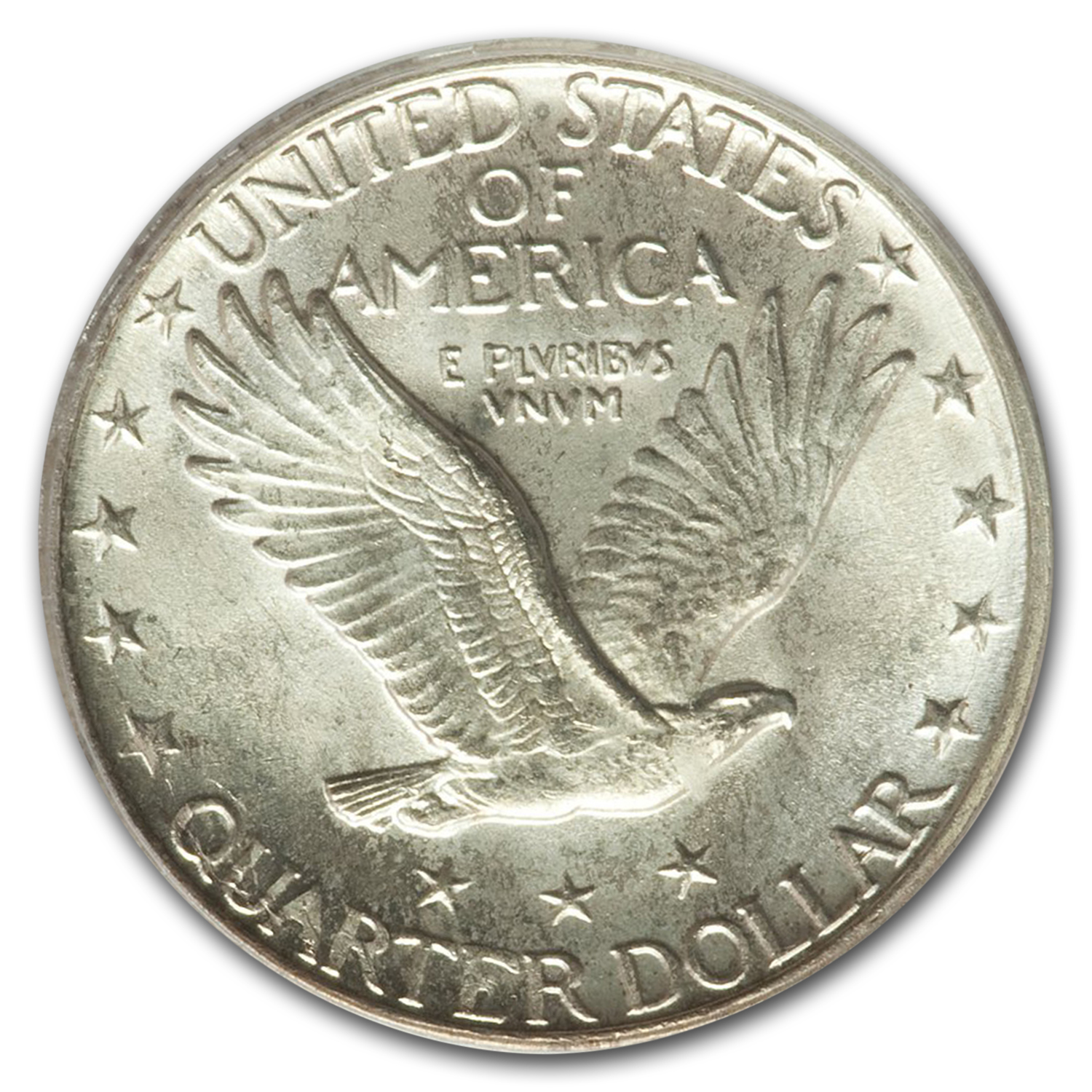 1924-D Standing Liberty Quarter MS-64 PCGS