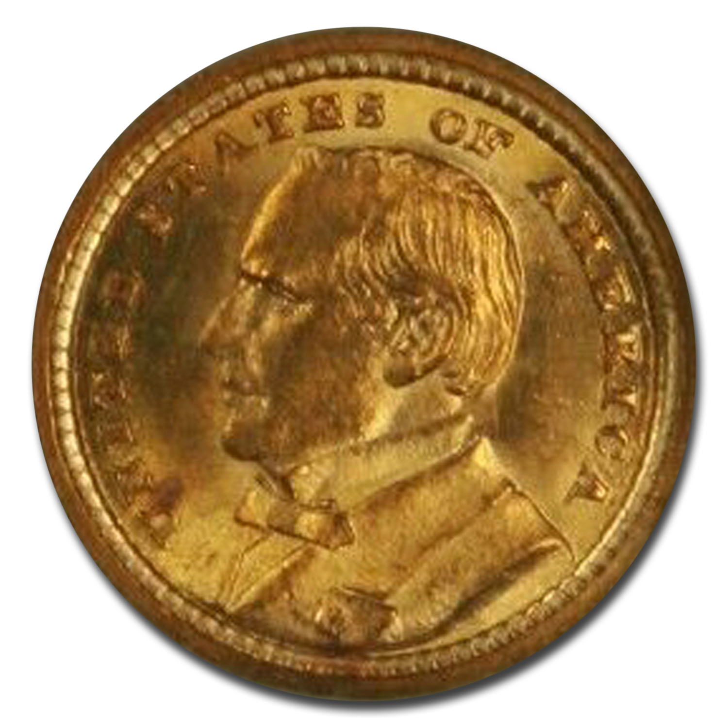 1903 Gold $1.00 McKinley MS-65 NGC