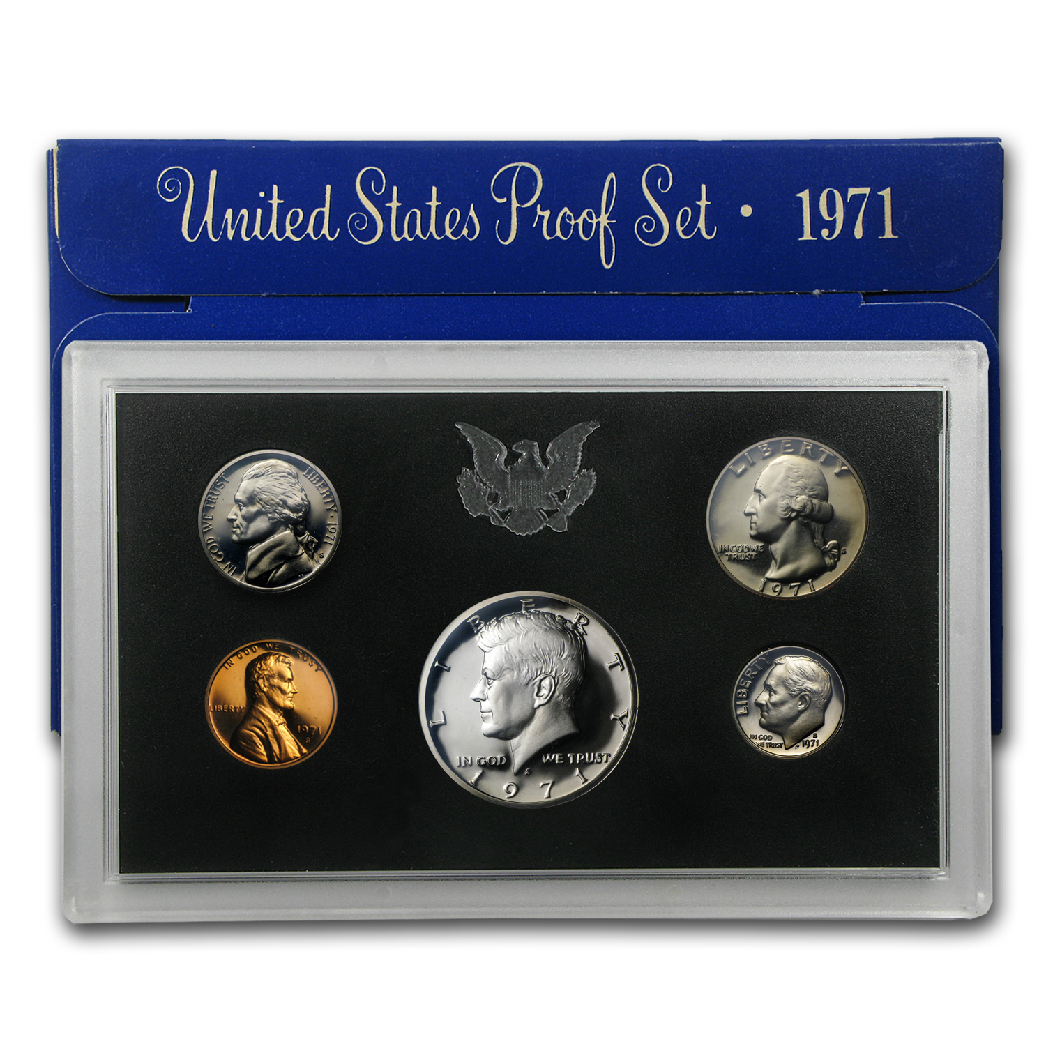 1971 U.S. Proof Set