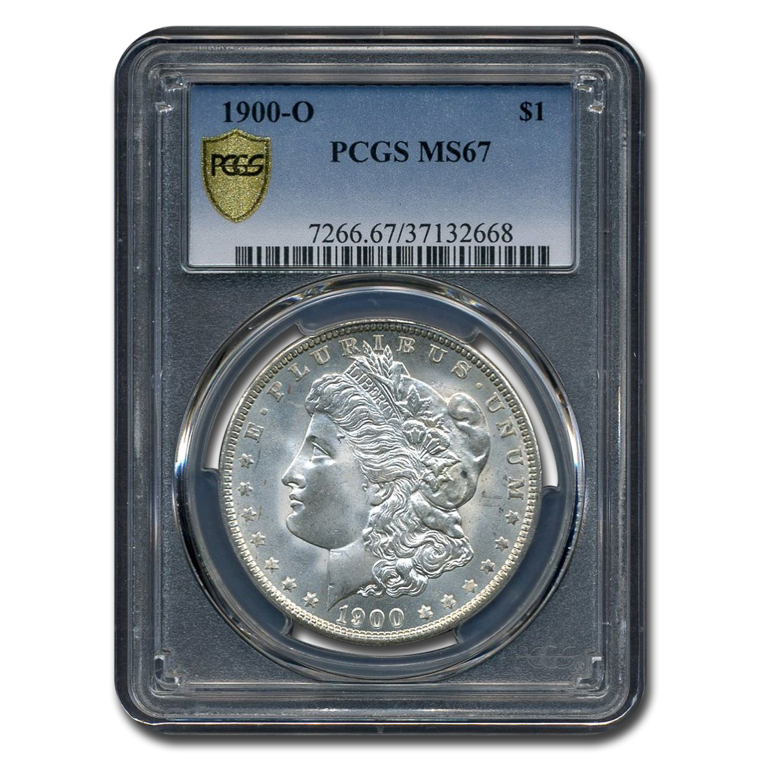 1900-O Morgan Dollar MS-67 PCGS