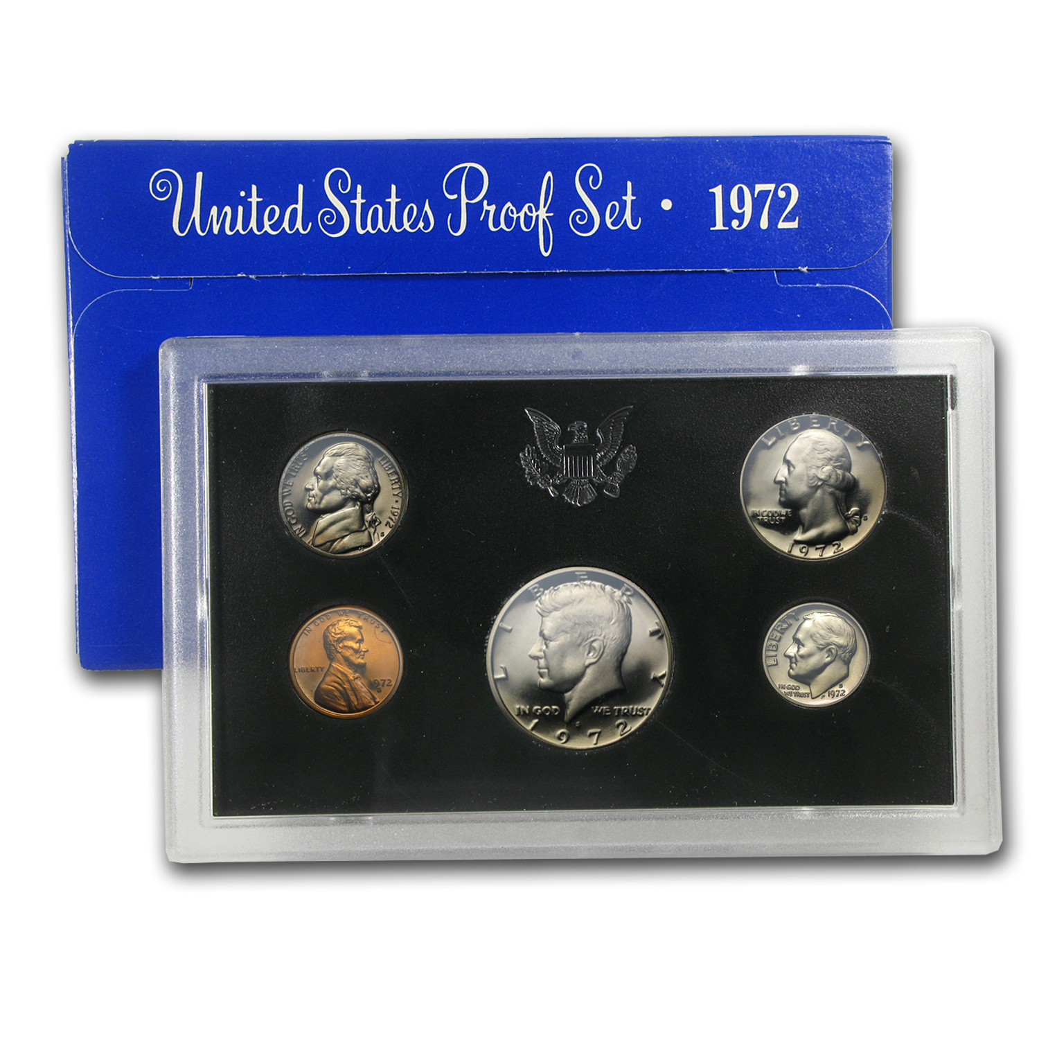 1972 U.S. Proof Set