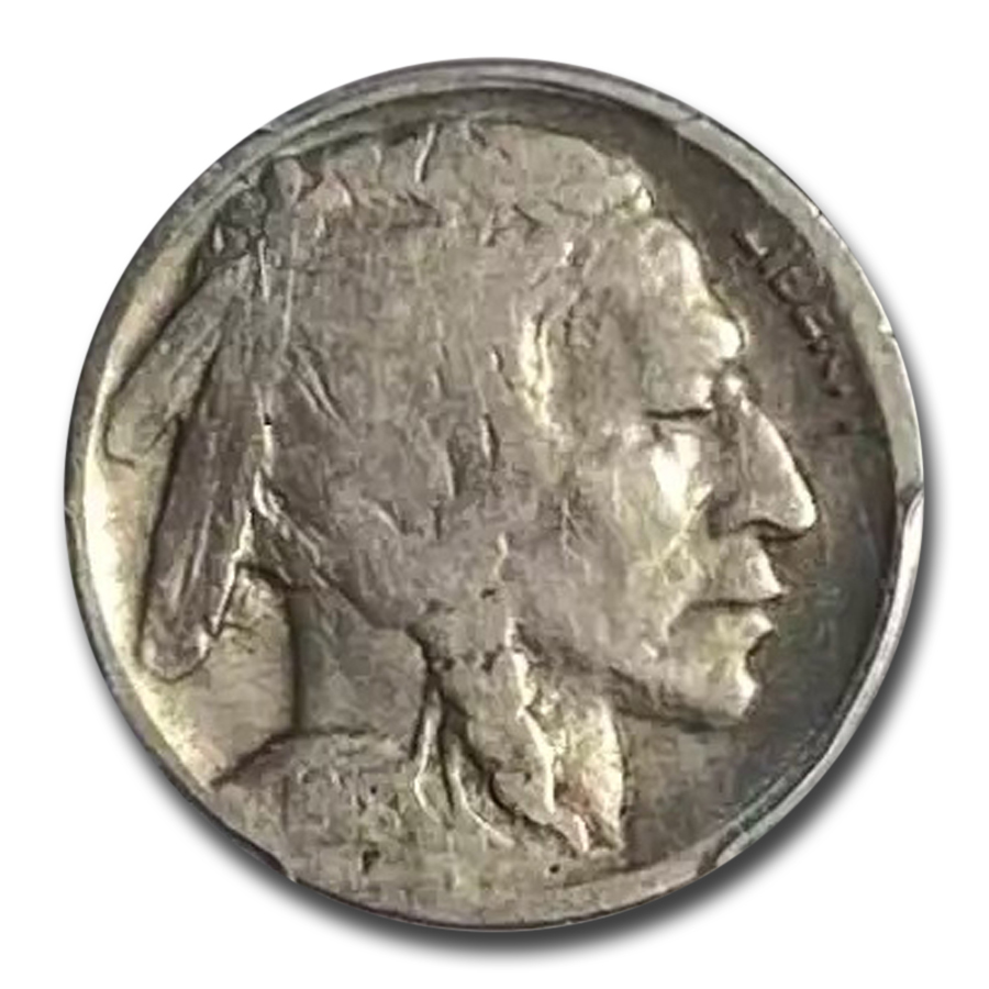 1918/7-D Buffalo Nickel Good-6 PCGS