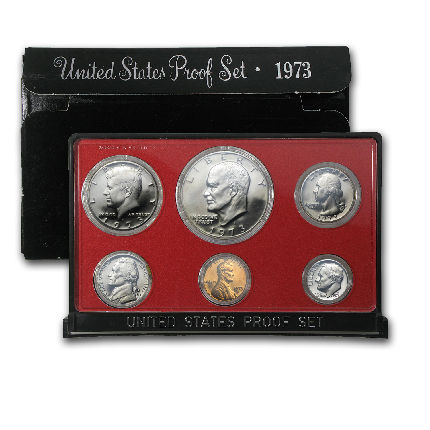 1973 U.S. Proof Set