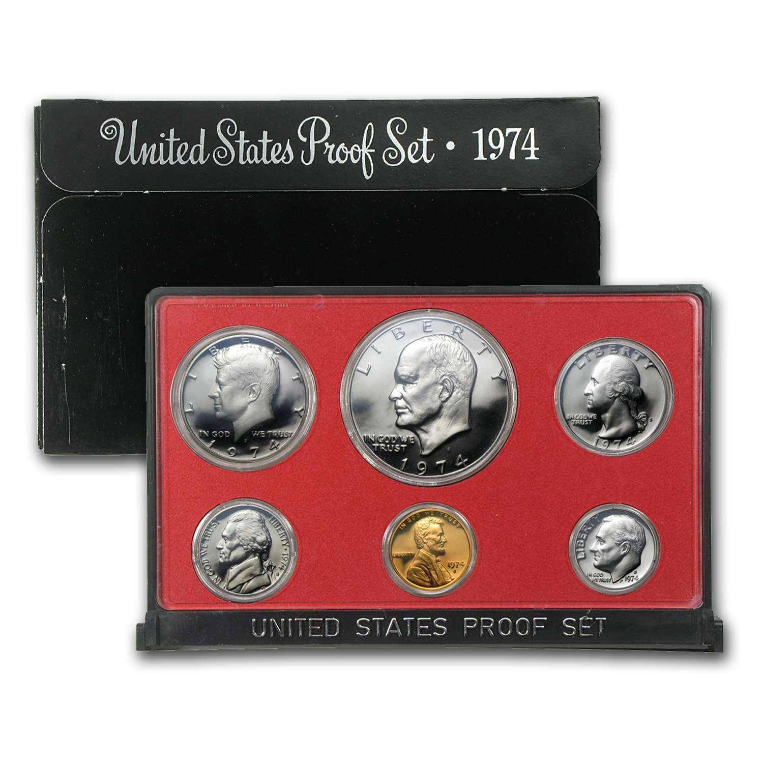 1974 U.S. Proof Set