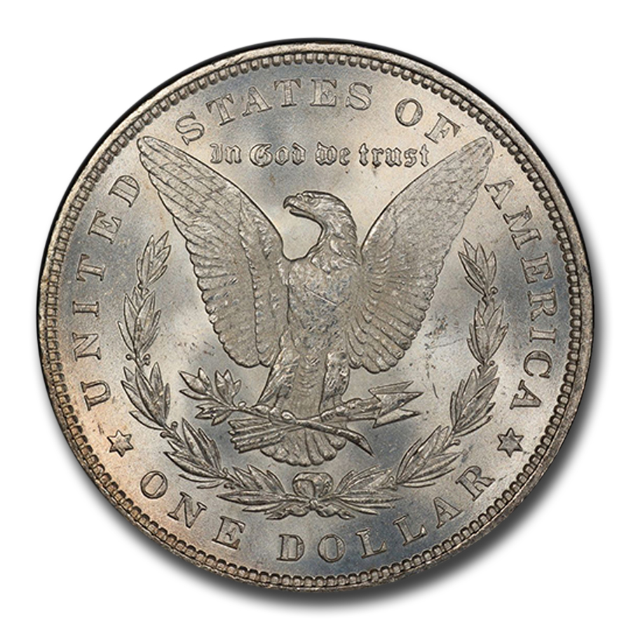 1883 $1 Morgan Dollar MS-66 + PCGS