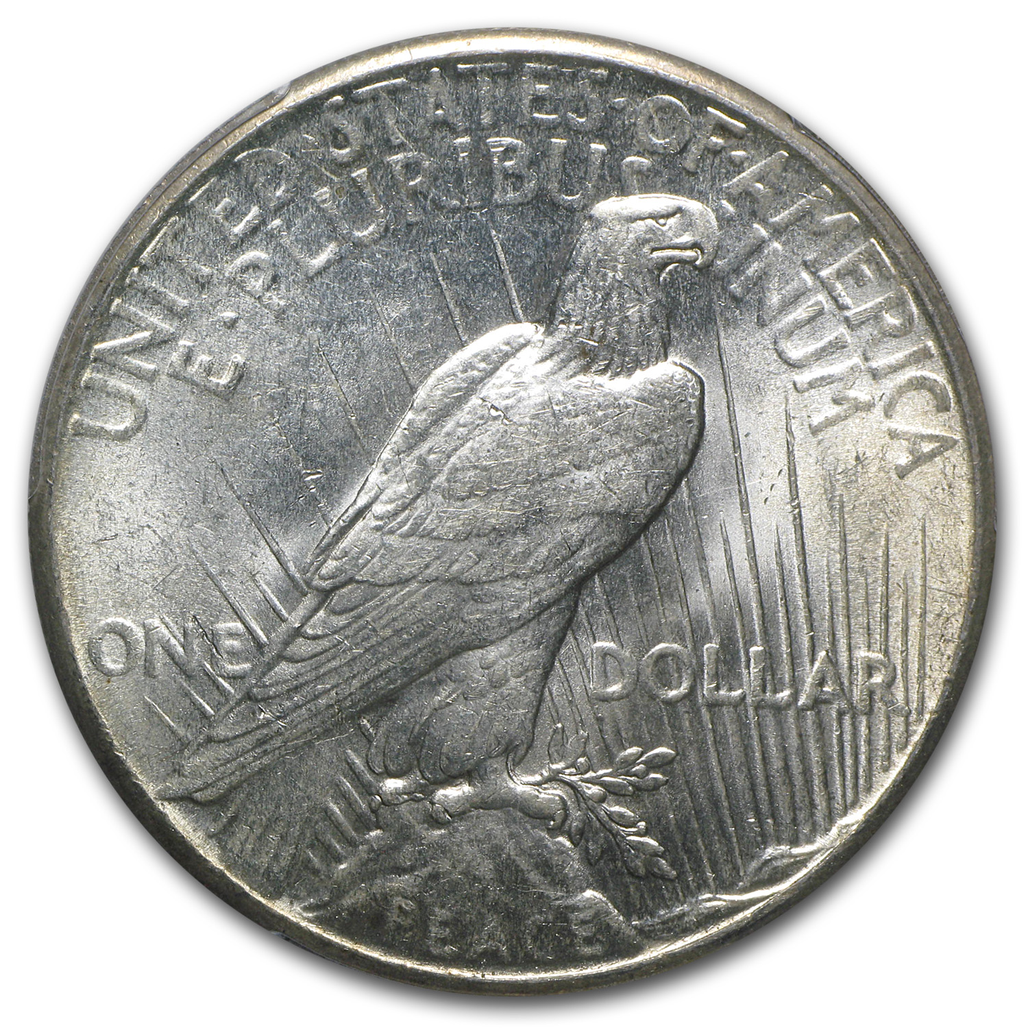 1926 Peace Dollar MS-63 PCGS