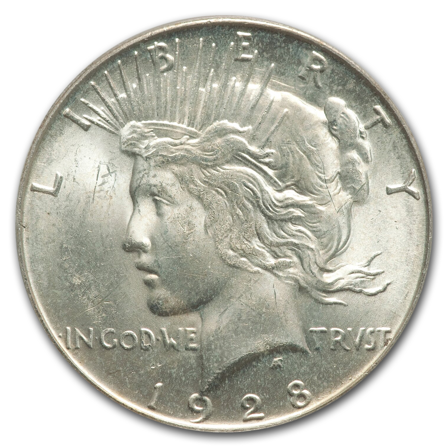 1928-S Peace Dollar MS-63 PCGS
