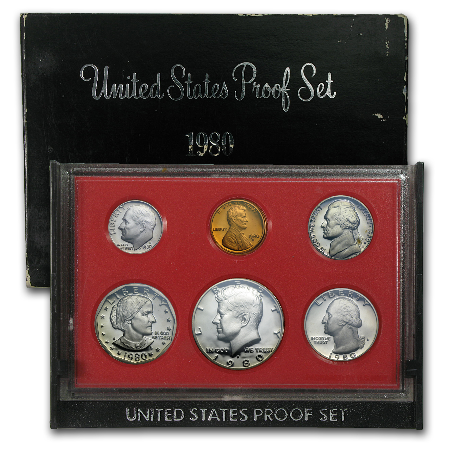 1980 U.S. Proof Set