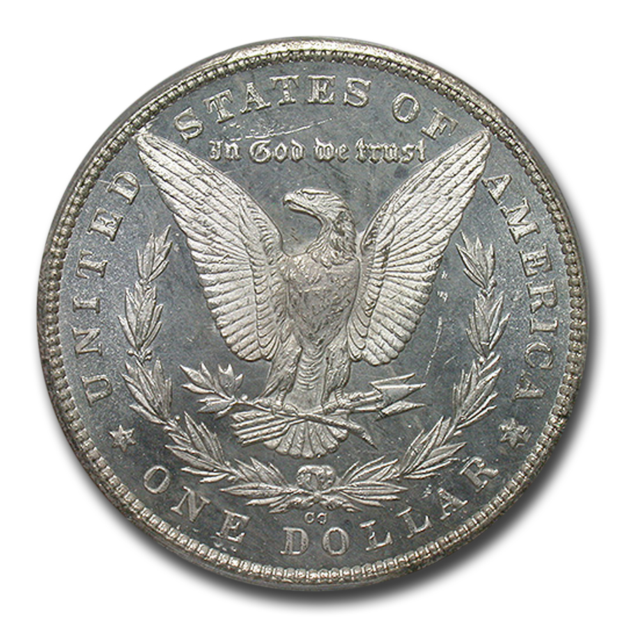 1880-CC Morgan Dollar MS-65 PL Proof Like PCGS