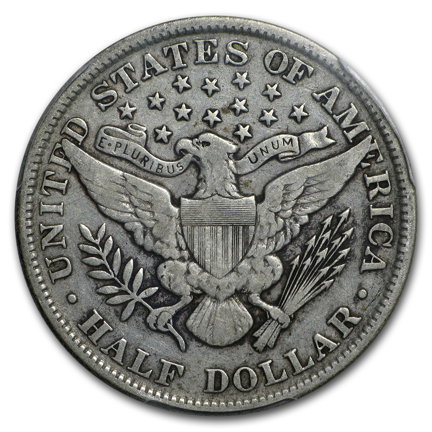 1904 Barber Half Dollar VF-25 PCGS