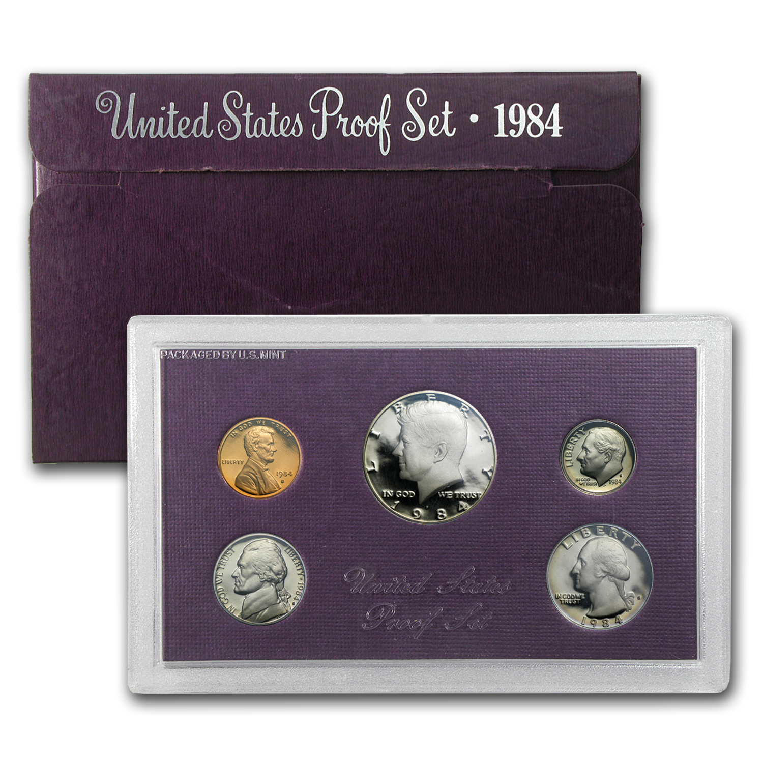1984 U.S. Proof Set