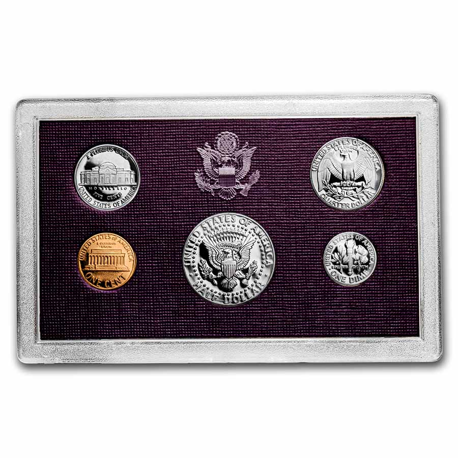 1985 U.S. Proof Set