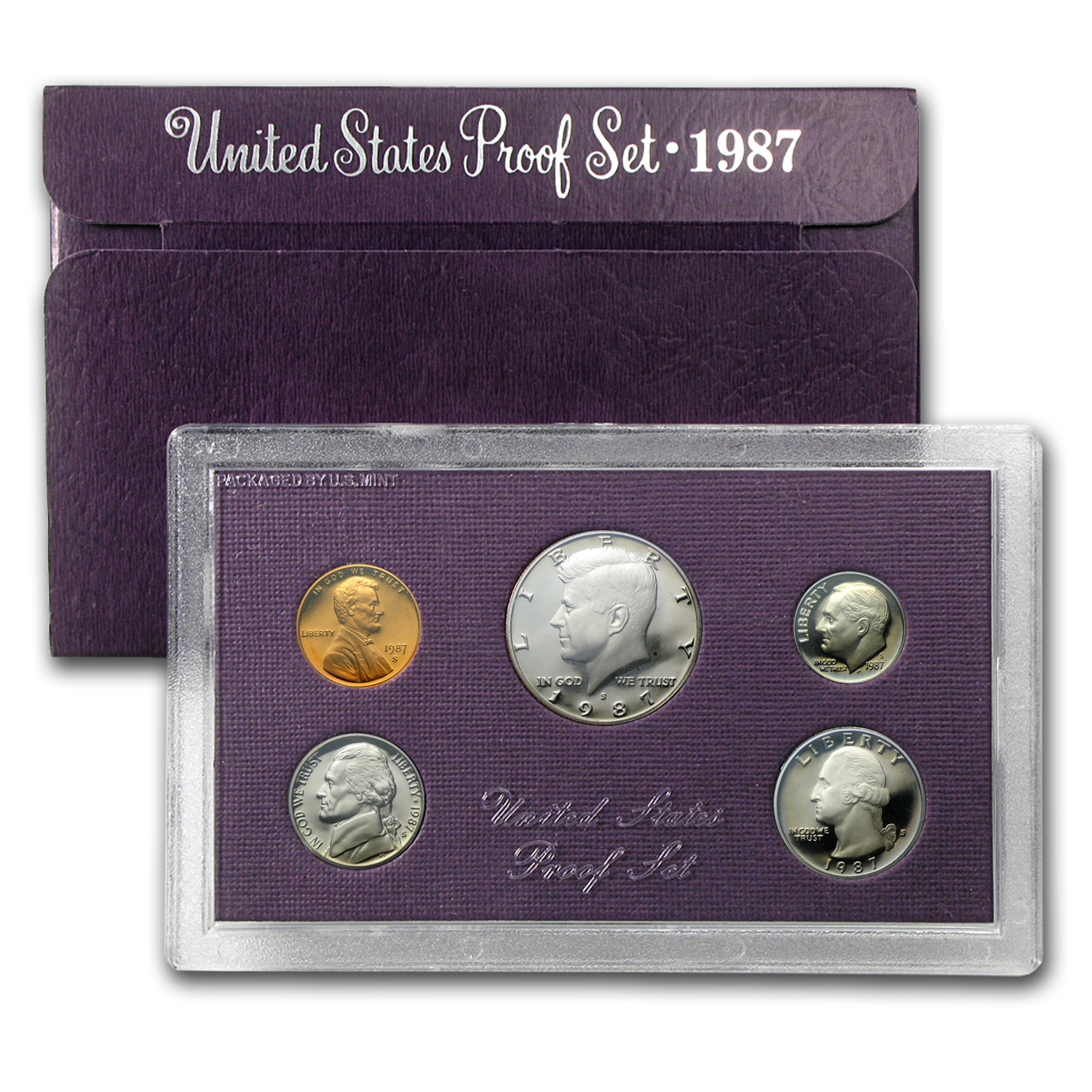1987 U.S. Proof Set
