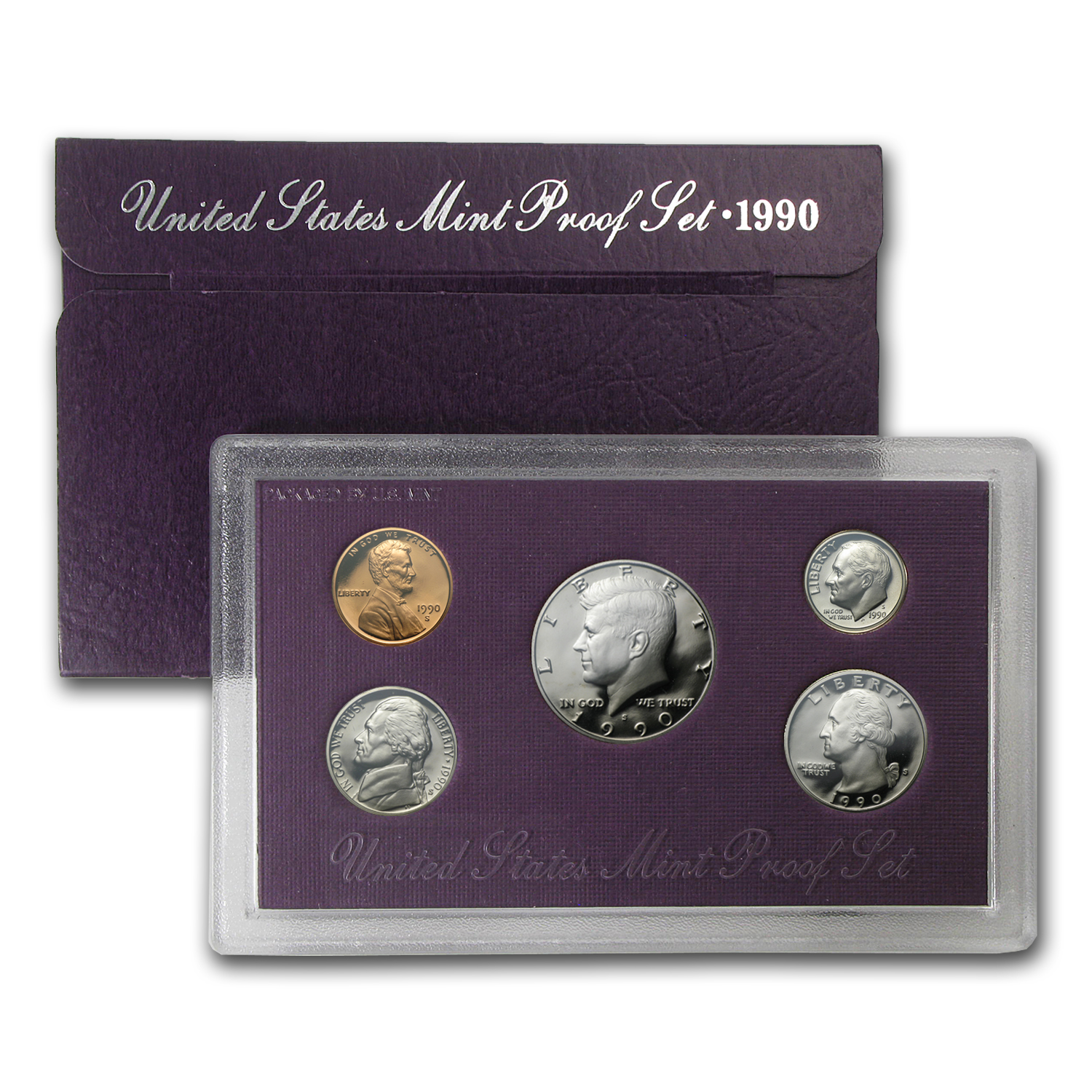 1990 U.S. Proof Set