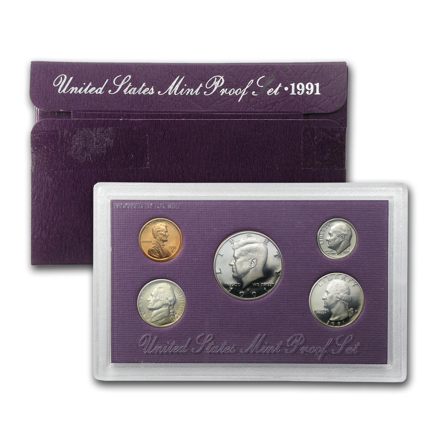 1991 U.S. Proof Set