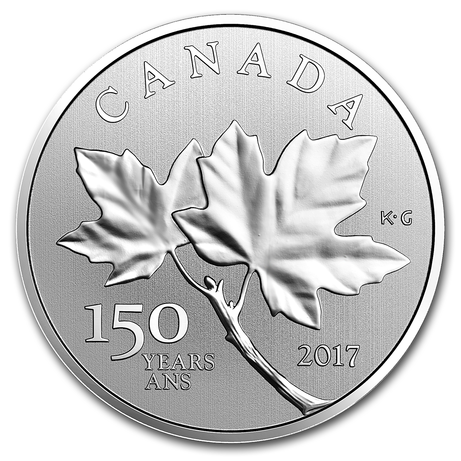 2017 Canada 1/2 oz Silver $10 Maple Leaf
