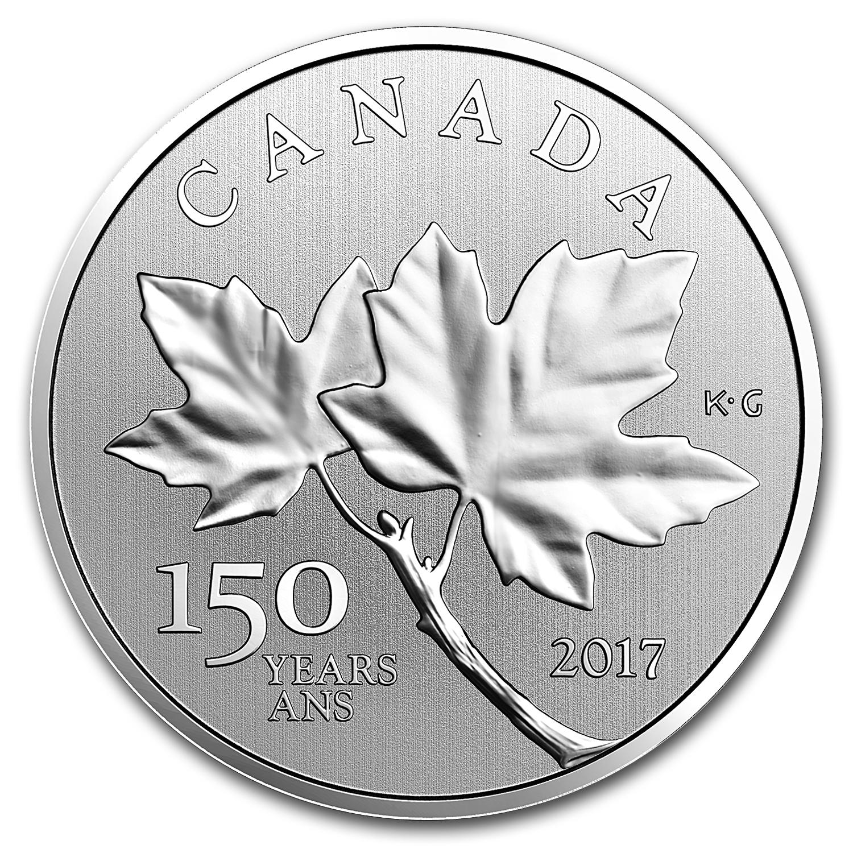 2017 Canada 1 2 Oz Silver 10 Maple Leaf Maple Leaf