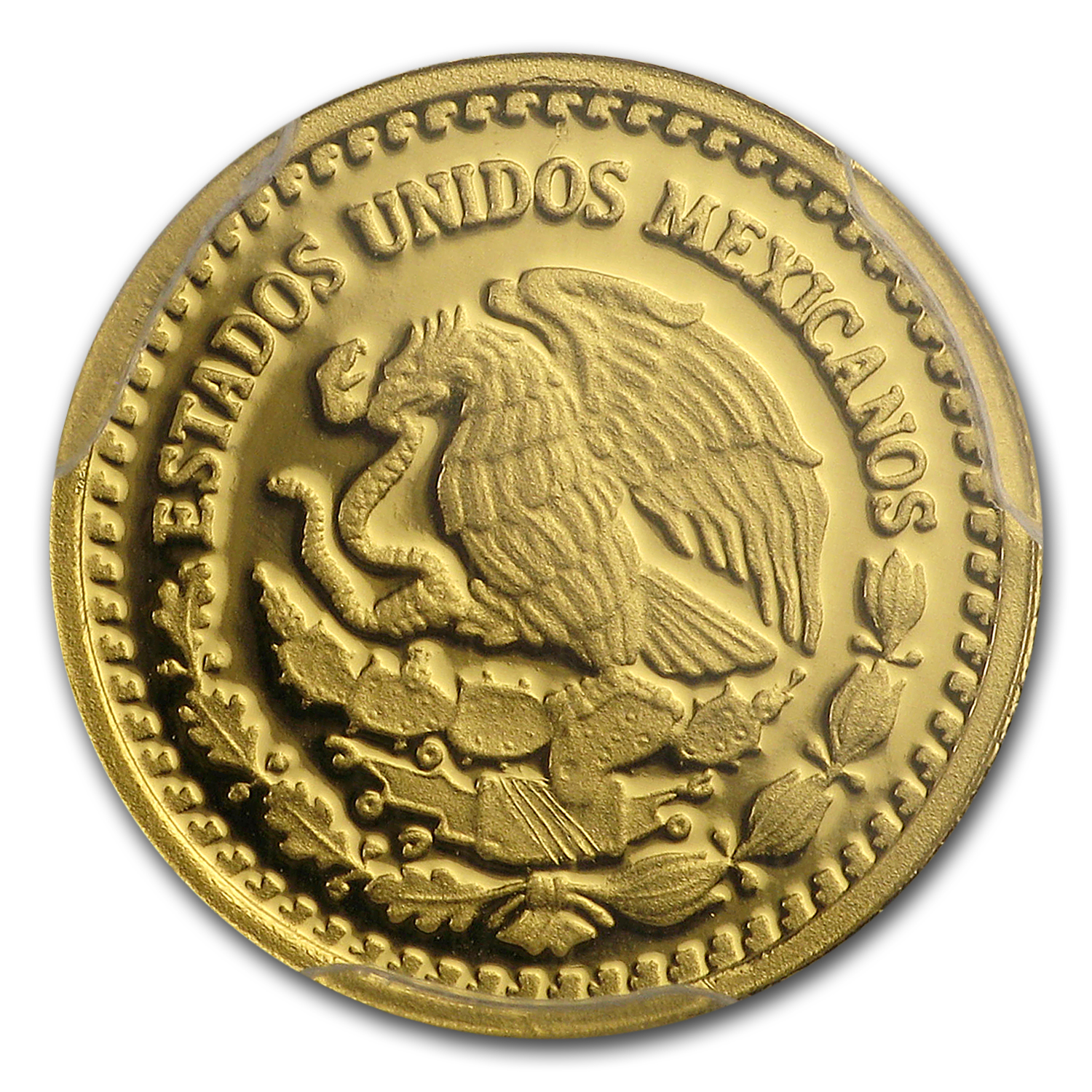 2016 Mexico 1/20 oz Gold Libertad PR-70 PCGS (FS, Green Label)