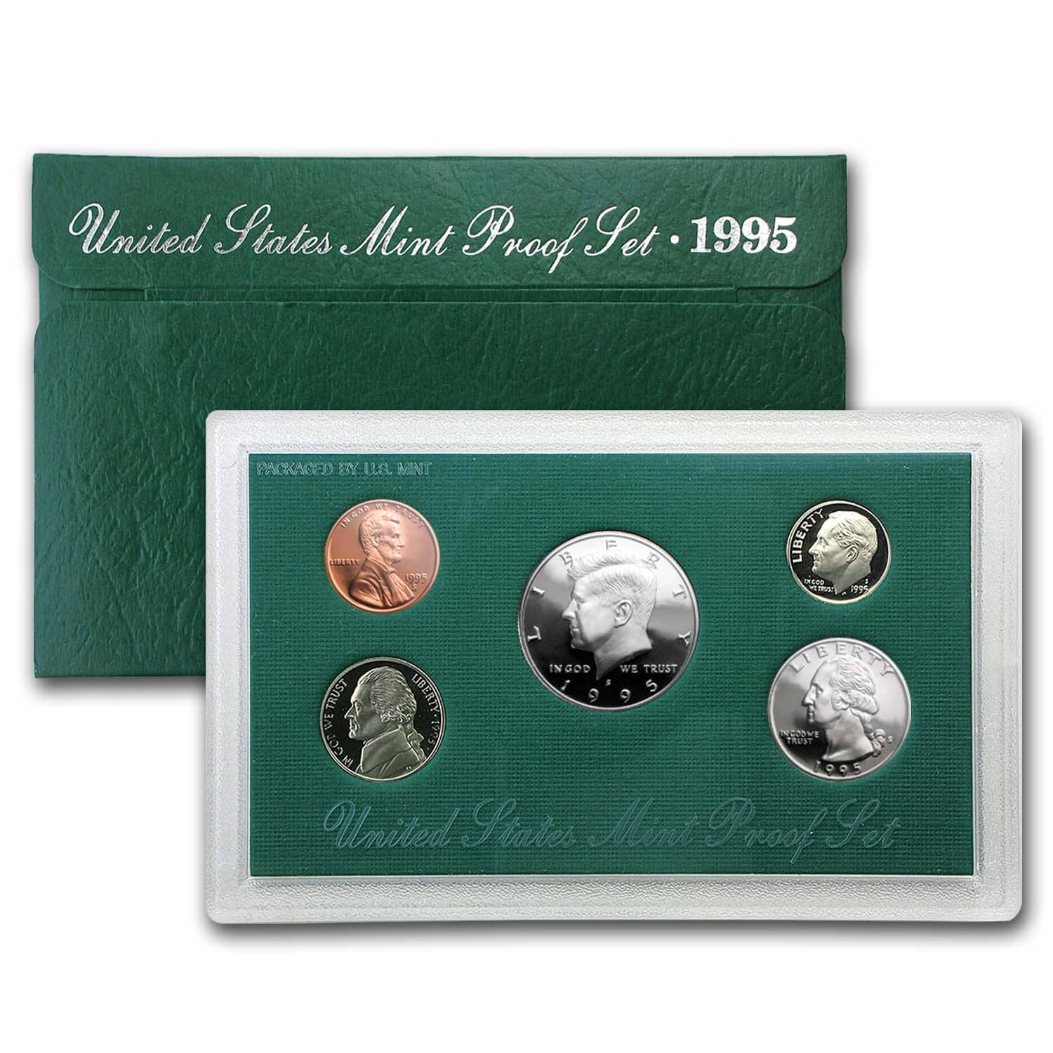 1995 U.S. Proof Set