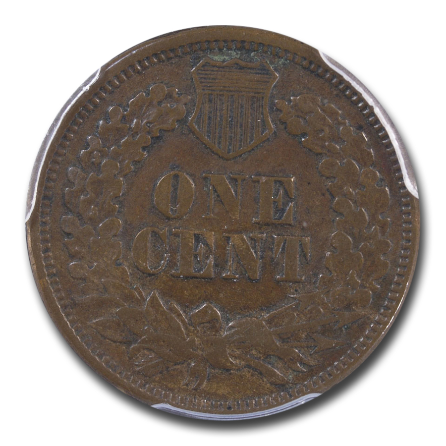 1870 Indian Head Cent XF-45 PCGS