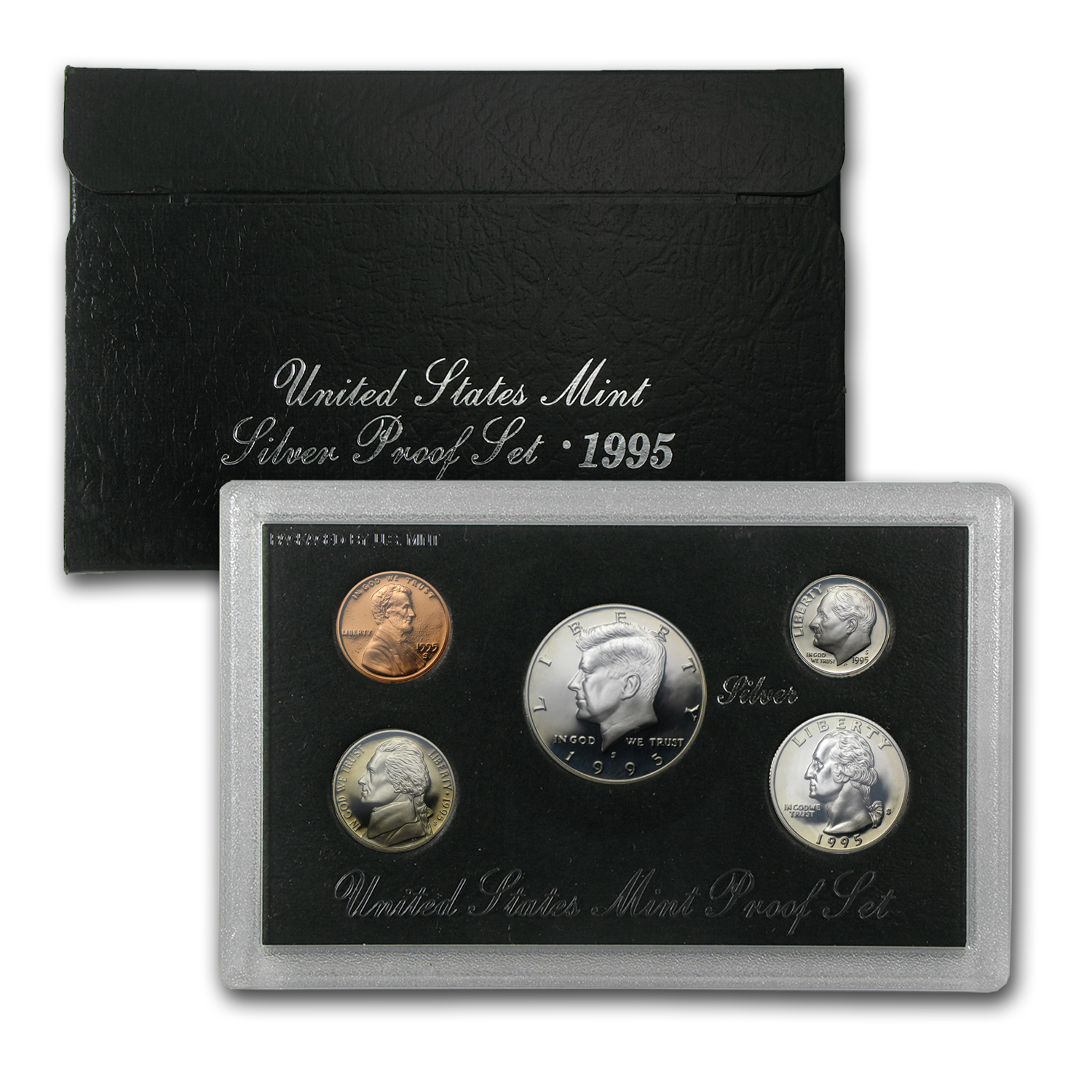 1995 Silver Proof Set